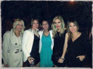 Con la organizadora del evento Priscila Hernandez de Personal Style.