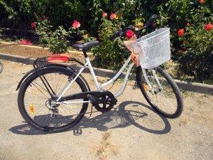 Mi bici esta de moda