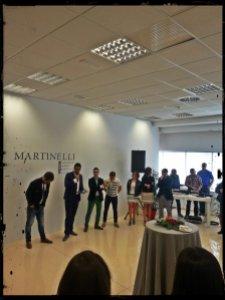 Equipo Martinelli
