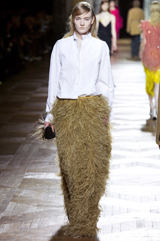 Dries Van Noten O/I 13/14