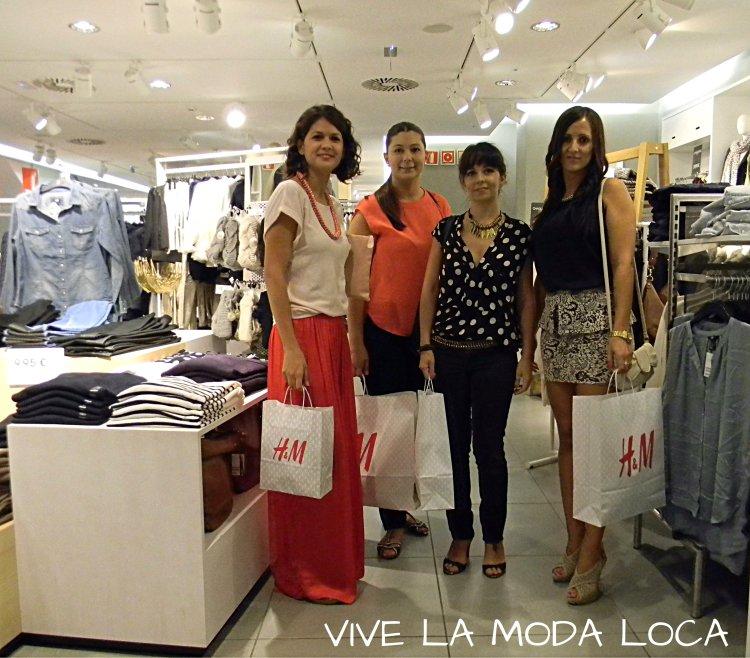 H m fashion tour vive la moda loca - Zara home almeria ...