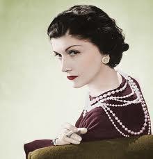 Coco Chanel. Retrato